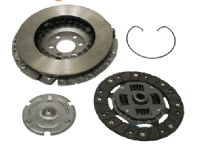 Mk1, Mk2 Golf 16V 210mm 4 pc clutch kit (LUK)